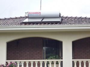 Oz solar HW system - ugly, but efficient