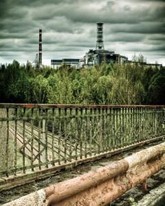 Chernoby-bridge